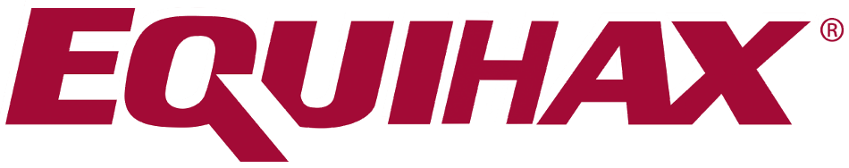 """Equifax logo, altered to read """"Equihax"""""""